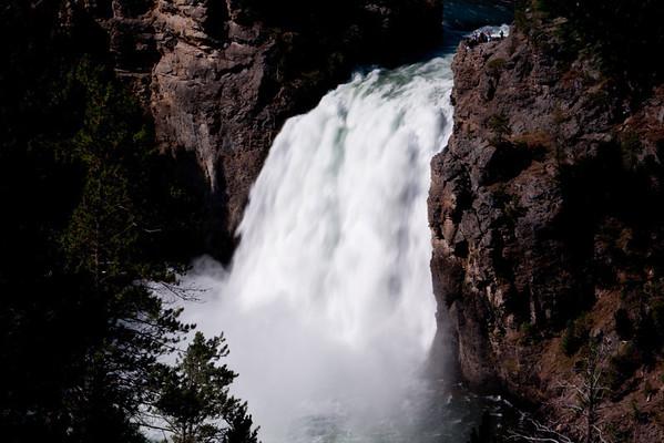 Upper Falls, Yellowstone River
