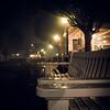 Bench In The Gloomy Kingdom