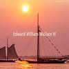 Statue of Liberty Sunset and Sails