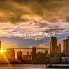 #16 - Sunset Manhattan