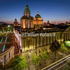 Belfast - City Hall Twilight