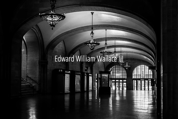 Walkway - Grand Central Station