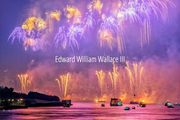Firework Series 2021 #1