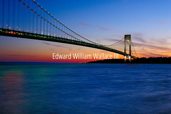 #5 - Verrazano Bridge Twilight