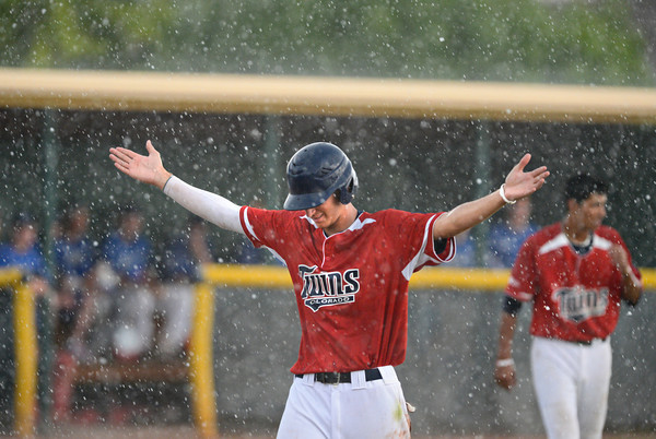 Longmont Twins vs. Centaurus Baseball