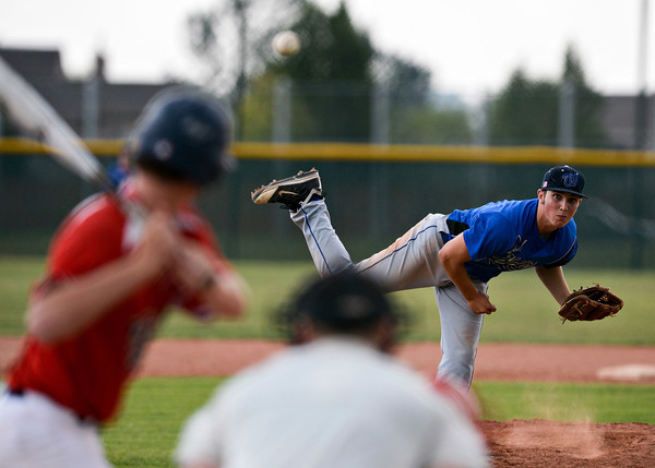 Longmont Twins vs. Centaurus Baseball