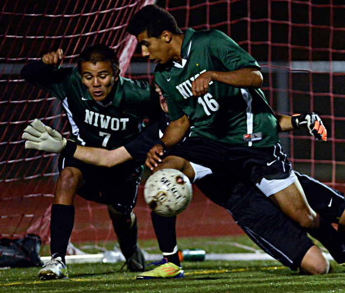 Niwot Broomfield soccer