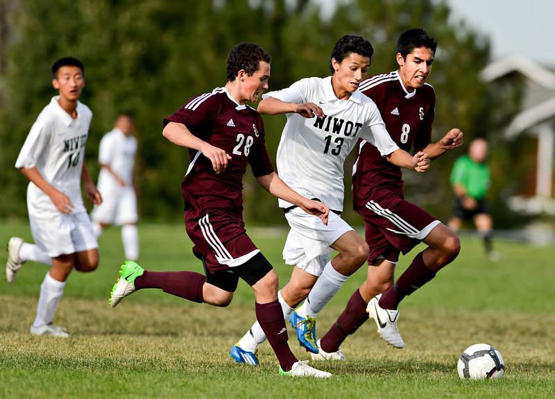 Niwot Soccer