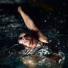 "Silver Creek's Morgan McKean competes in the 200 yard IM during the swim meet at Centennial Pool in Longmont on Thursday, Dec. 6, 2012. For more photos visit  <a href=""http://www.BoCoPreps.com"">http://www.BoCoPreps.com</a>.<br /> (Greg Lindstrom/Times-Call)"