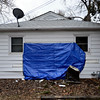 "A car ran into the house at 914 Collyer St. in Longmont on Monday, Dec. 24, 2012.  For more photos and a video visit  <a href=""http://www.TimesCall.com"">http://www.TimesCall.com</a>.<br /> (Greg Lindstrom/Times-Call)"