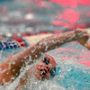 Fairview's Adee Weller competes in the 200 yard freestyle consolation final during the Class 5A State Swim Meet Championships Saturday afternoon Feb. 09, 2013 in Fort Collins. (Lewis Geyer/Times-Call)