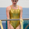Monarch's Grace Newell competes in the diving finals during the Class 5A State Swim Meet Championships Saturday afternoon Feb. 09, 2013 in Fort Collins. (Lewis Geyer/Times-Call)