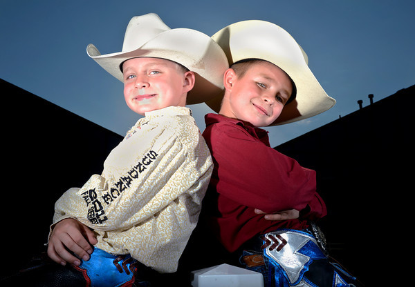Bull Riding Brothers