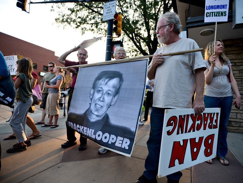 Hickenlooper Fracking Meeting