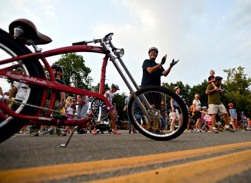 Bike Night Flash Mob