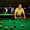George Blackham, owner of A Bit of Billiards Sports Bar & Grill, is pictured on Monday, Feb. 18, 2013.<br /> (Greg Lindstrom/Times-Call)