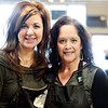 Owner Jenny Rayl, left, and stylist Tina Capalai are pictured at On The Avenue Salon in Longmont on Tuesday, Feb. 19, 2013.<br /> (Greg Lindstrom/Times-Call)