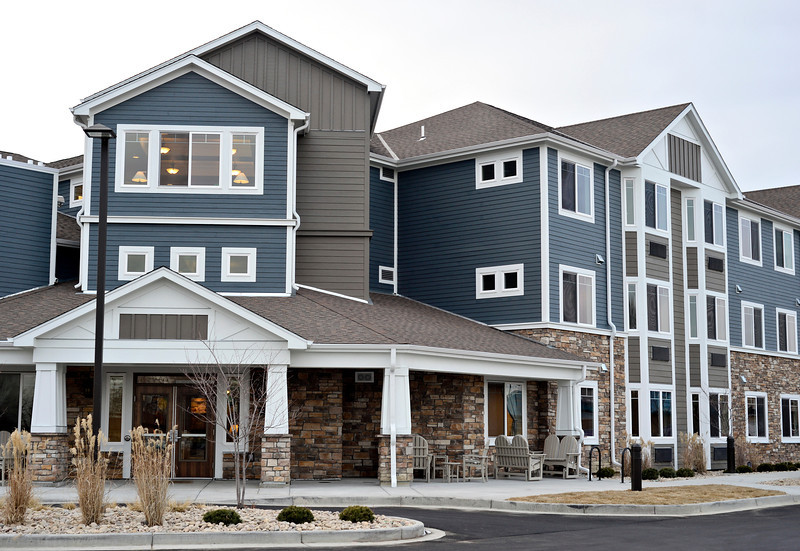 The Hearthstone at Hover Crossing in Longmont on Tuesday, Jan. 15, 2013.<br /> (Greg Lindstrom/Times-Call)