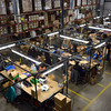 An assembly floor at Magpul Industries Corp., in Erie, Thursday morning Feb. 21, 2013. (Lewis Geyer/Times-Call)