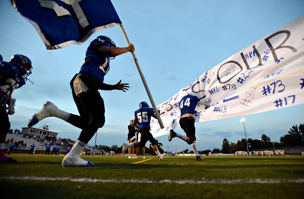 Longmont Greeley West Football