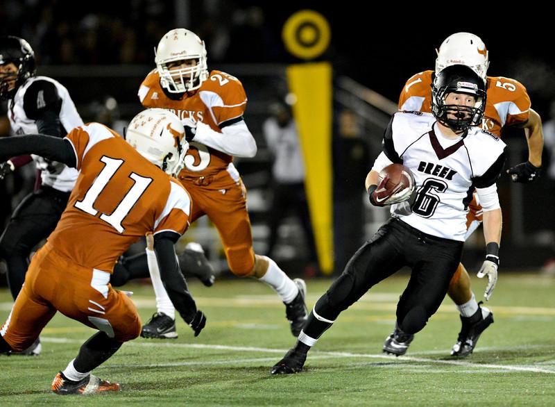 Mead Silver Creek Football