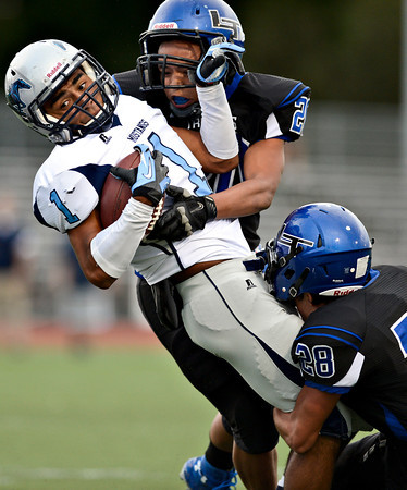 Longmont Ralston Valley Football