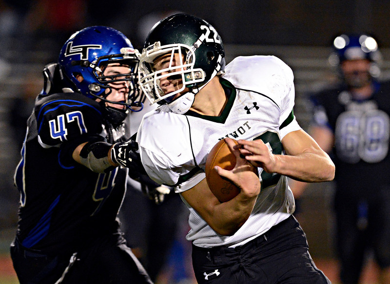Niwot Longmont Football