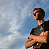 Niwot's Harrison Lang poses for a portrait at Niwot High School on Monday, Nov. 19, 2012.<br /> (Greg Lindstrom/Times-Call)