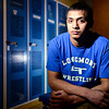 Fernando Ramos-Vega is pictured at Longmont High School on Tuesday, Feb. 12, 2013. <br /> (Greg Lindstrom/Times-Call)