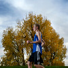 Alexander Dawson cross country runner Chris Slade poses for a portrait, Tuesday, Oct. 23, 2012. The Alexander Dawson boys cross country team has taken fifth at state for the last four years.<br /> (Matthew Jonas/Times-Call)