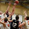 "during the game at Erie High School on Friday, Feb. 8, 2013. Frederick beat Erie 59-52. For more photos visit  <a href=""http://www.BoCoPreps.com"">http://www.BoCoPreps.com</a>.<br /> (Greg Lindstrom/Times-Call)"