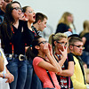 """Frederick students cheer during the game at Frederick High School on Friday, Feb. 1, 2013. Frederick beat Mead 50-40. For more photos visit  <a href=""""http://www.BoCoPreps.com"""">http://www.BoCoPreps.com</a><br /> (Greg Lindstrom/Times-Call)"""
