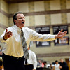 "Frederick head coach Larry Frank argues a call during the game at Silver Creek High School on Friday, Dec. 14, 2012. For more photos visit  <a href=""http://www.BoCoPreps.com"">http://www.BoCoPreps.com</a>.<br /> (Greg Lindstrom/Times-Call)"