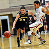 "Frederick's Christian Martinez (23) tries to get past Silver Creek's Trey Fleming during the game at Silver Creek High School on Friday, Dec. 14, 2012. For more photos visit  <a href=""http://www.BoCoPreps.com"">http://www.BoCoPreps.com</a>.<br /> (Greg Lindstrom/Times-Call)"