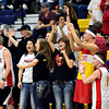 "Skyline fans cheer during the game at Frederick High School on Friday, Jan. 25, 2013. Skyline beat Frederick 62-51. For more photos visit  <a href=""http://www.BoCoPreps.com"">http://www.BoCoPreps.com</a>.<br /> (Greg Lindstrom/Times-Call)"