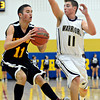 "Frederick's Austin Rivera, right, defends Skyline's Aaron Soriano during the game at Frederick High School on Friday, Jan. 25, 2013. Skyline beat Frederick 62-51. For more photos visit  <a href=""http://www.BoCoPreps.com"">http://www.BoCoPreps.com</a>.<br /> (Greg Lindstrom/Times-Call)"