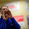 "Longmont head coach Jeff Kloster calls out instructions during the game at D'Evelyn High School on Saturday, March 2, 2013. Longmont lost to D'Evelyn 72-58. For more photos visit  <a href=""http://www.BoCoPreps.com"">http://www.BoCoPreps.com</a>.<br /> (Greg Lindstrom/Times-Call)"