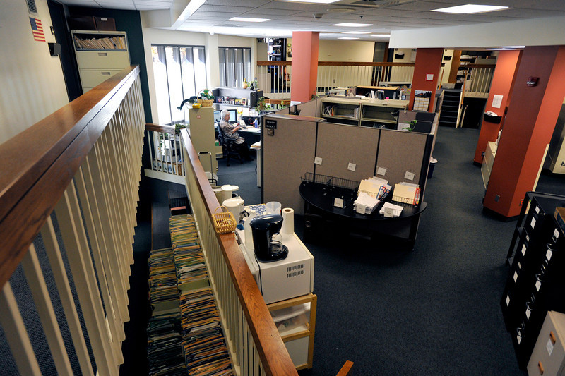 The Boulder County District Attorney's Office will be renovated and expanded in 2013. <br /> (Matthew Jonas/Times-Call)