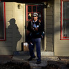 """Jose Chavez delivers mail along his route in Longmont on Thursday, Dec. 13, 2012. Despite being diagnosed with multiple sclerosis in 2001, Chavez has been delivering mail along the same route for 12 years. For more photos and video visit  <a href=""""http://www.TimesCall.com"""">http://www.TimesCall.com</a>.<br /> (Greg Lindstrom/Times-Call)"""