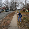 """Jose Chavez delivers mail on Thursday, Dec. 13, 2012. Despite being diagnosed with multiple sclerosis in 2001, Chavez has been delivering mail along the same route for 12 years. For more photos and video visit  <a href=""""http://www.TimesCall.com"""">http://www.TimesCall.com</a>.<br /> (Greg Lindstrom/Times-Call)"""