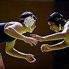 """Frederick's Cody Campos, left, competes against Mead's Cristian Cortez during the match at Frederick High School on Thursday, Jan. 10, 2013. For more photos visit  <a href=""""http://www.BoCoPreps.com"""">http://www.BoCoPreps.com</a>.<br /> (Greg Lindstrom/Times-Call)"""