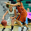"Mead's Fei Daly, right, pressures Niwot's Jaelyn Larson during the game at Niwot High School on Tuesday, Dec. 11, 2012. Mead beat Niwot 52-19. For more photos visit  <a href=""http://www.BoCoPreps.com"">http://www.BoCoPreps.com</a>.<br /> (Greg Lindstrom/Times-Call)"