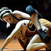 "Roosevelt's Blake Slaymaker, top, and Mead's Dyllan Burch compete during the wrestling meet at Mead High School on Wednesday, Jan. 16, 2013. For more photos visit  <a href=""http://www.BoCoPreps.com"">http://www.BoCoPreps.com</a>.<br /> (Greg Lindstrom/Times-Call)"