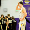 """Boulder's Jonah Charnick reacts after the game at Boulder High School on Tuesday, Jan. 8, 2013. Monarch beat Boulder 51-49. For more photos visit  <a href=""""http://www.BoCoPreps.com"""">http://www.BoCoPreps.com</a>.<br /> (Greg Lindstrom/Times-Call)"""