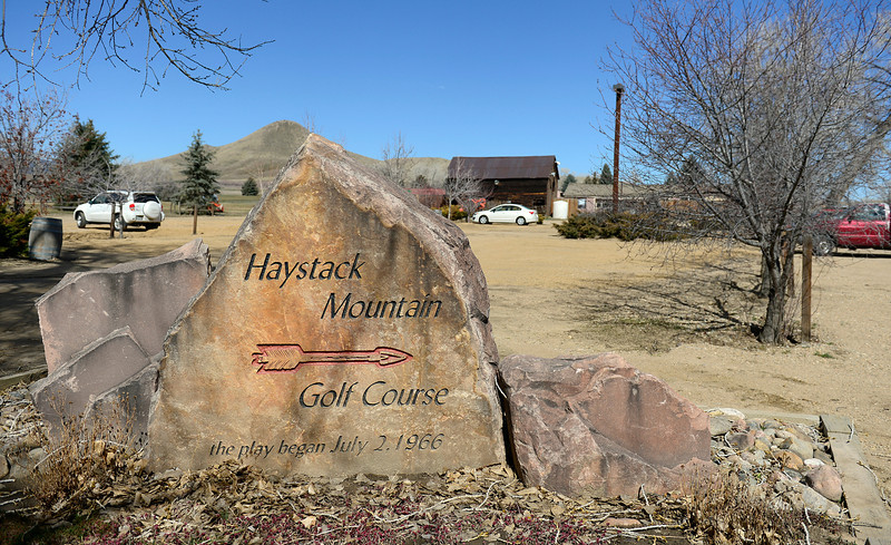 HAYSTACK MOUNTAIN GOLF COURSE