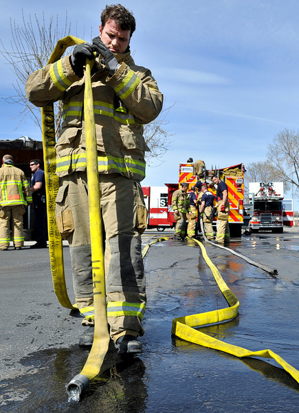Longmont Fire Training