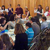On Friday, March 29, about 88 members and friends of the Longmont Shabbat Group celebrated Passover together at their 21st annual Passover seder. Passover is Judaism's Festival of Freedom. We celebrate Passover in the same spirit as the Fourth of July. At Passover, we commemorate our ancestors' miraculous deliverance from slavery in Egypt, and we remind ourselves that it is our duty to help to free people wherever they are enslaved, because we were once slaves ourselves in Egypt. The Longmont Shabbat Group is a Jewish group that meets once a month for Shabbat services on the third Friday of the month. (Photo submitted by Susan Scruggs)<br /> To submit your reader photo send it to tcphotos@times-call.com with a brief description.