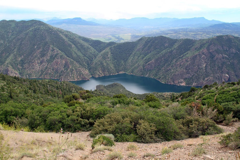 Reader Ralph Josephson photographed the Black Canyon near Gunnison. (Photo submitted by Ralph Josephson)