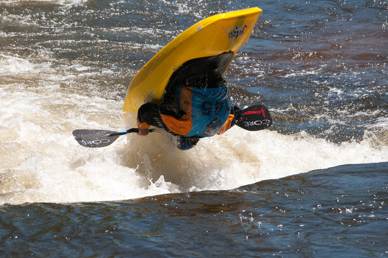 Robert Walsh took this photo Sunday, June 2nd, at the Lyons Outdoor Games during the Junior Mens finals and the Pro Mens semi-finals. (Photo submitted by Robert Walsh)