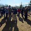 "The crowd gathers at the groundbreaking for the Roosevelt Park Apartments Tuesday morning Nov. 13, 2012. TO VIEW A VIDEO AND SLIDESHOW VISIT  <a href=""http://WWW.TIMESCALL.COM"">http://WWW.TIMESCALL.COM</a> (Lewis Geyer/Times-Call)"